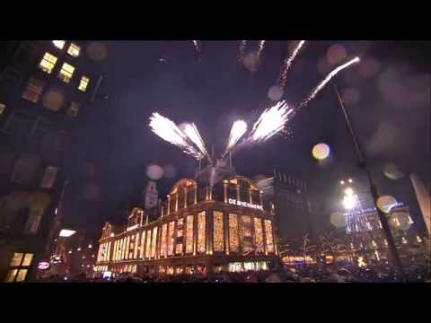 Turn on the Lights 2015 Amsterdam - de Bijenkorf