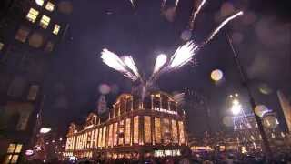 Turn on the Lights 2015 Amsterdam - de Bijenkorf