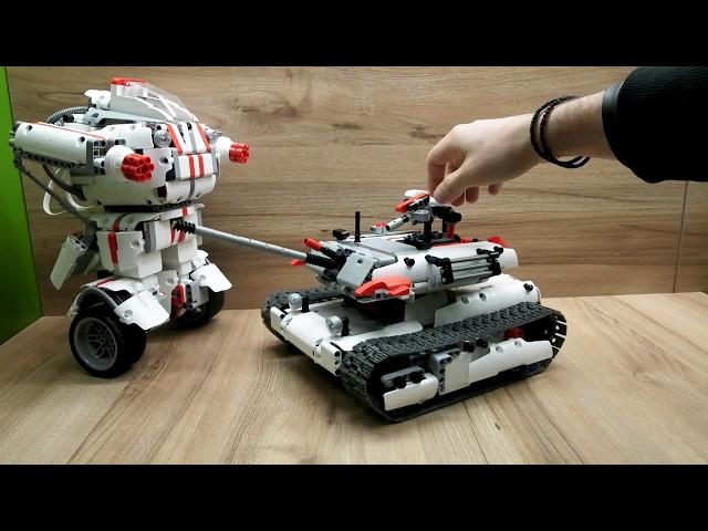 Xiaomi MITU Mi Bunny Robot (Tank Edition) Review + Test Run