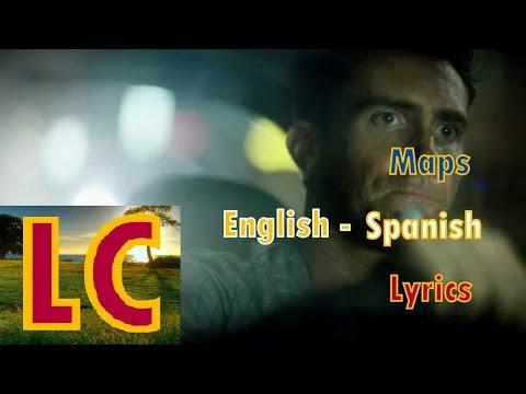 Maroon 5 - Maps Subtitulado (Inglés - Español) LC