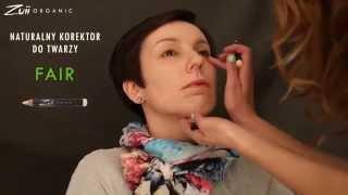 Zuii Organic - Makijaż Biznesowy wyrazisty