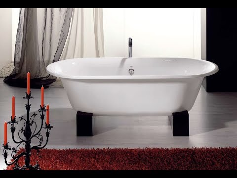 Какая ванна лучше. Виды, особенности, преимущества и недостатки