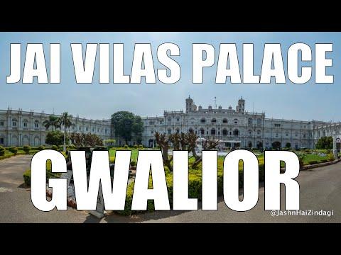 Jai Vilas Palace & Museum : Exploring Heritage at Gwalior & Morena Episode 4