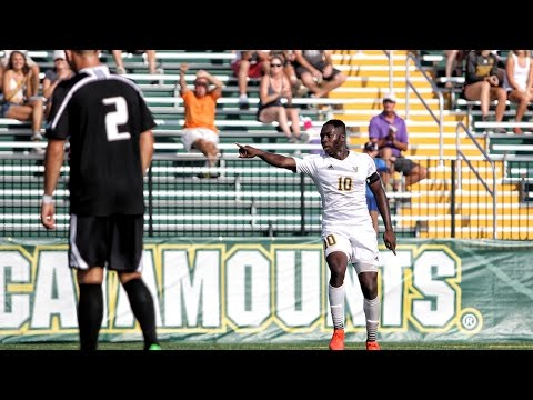 Men's Soccer: Peter Baldwin Memorial Classic - Vermont vs. LIU Brooklyn (9/4/16)