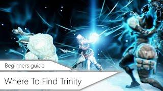 Where to find Trinity Warframe