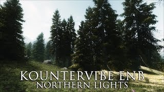 TES V - Skyrim Mods: Kountervibe ENB Extreme - Northern Lights