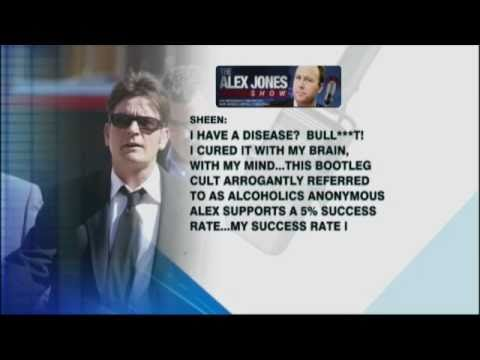 Charlie Sheen Rants On Chuck Lorre, Two And Half Men Cancelled! 2/25/2011
