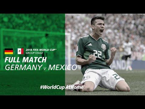 Germany v Mexico | 2018 FIFA World Cup | Full Match