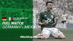 #WorldCupAtHome | Germany v Mexico (Russia 2018)