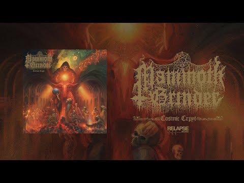 MAMMOTH GRINDER - Cosmic Crypt (Full Album Stream)