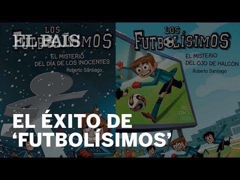los-futbolÍsimos:-el-fenómeno-de-la-literatura-infantil-en-españa