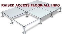 Raised Access Floor/False Flooring/Raised Floor-All Information