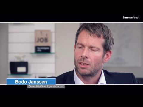Bodo Janssen - Ein Unternehmer mit gelebten Werten