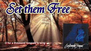 Continental singers - Set them free - 1991
