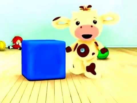 Детские песенки. Песни для детей. Развивающие мультики - для самых маленьких (от 1 года и старше).