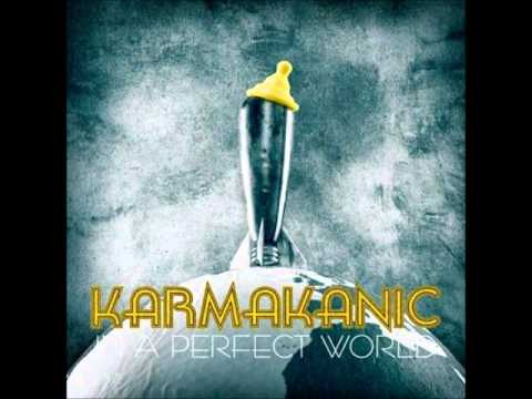 Karmakanic - The World Is Caving In