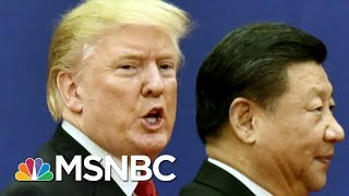 Which Products Are Affected By U.S. And China Tariffs? | Velshi & Ruhle | MSNBC