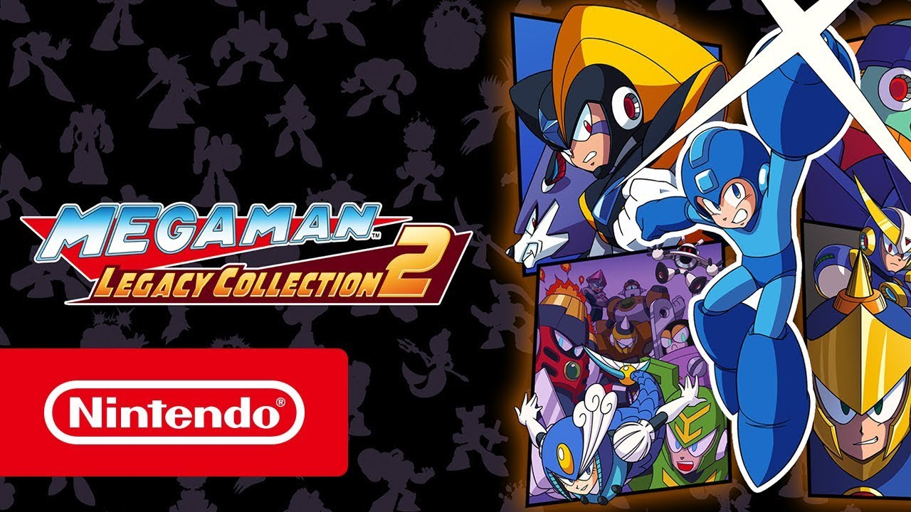Mega Man Legacy Collection 2 - Launch Trailer (Nintendo Switch)