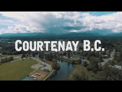I Never Knew Downtown Courtenay was So Cool