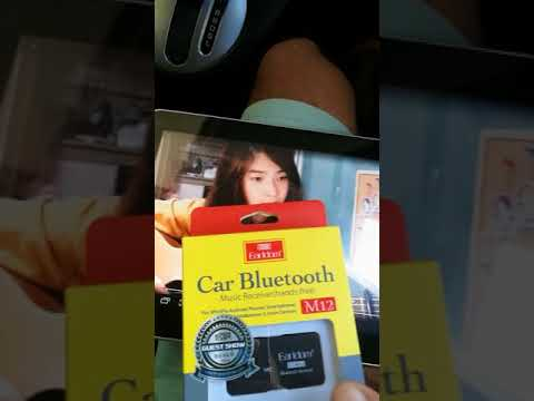 Earldom - M12 (Car Bluetooth) Music Receiver ตัวรับสัญญาณบลูทูธ
