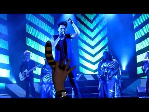 Adam Lambert - Time For Miracles Live in Hong Kong 030513