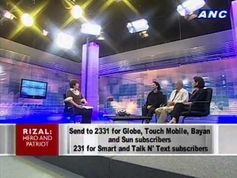 ANC Talkback: Rizal: Hero and Patriot 1/6