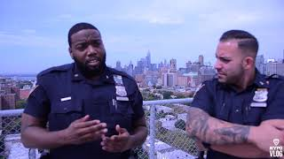 NYPD Vlog 1: A day in the life
