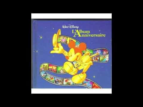 Walt Disney L'Album anniversaire - Introduction de Pierre Tchernia/Heigh Ho