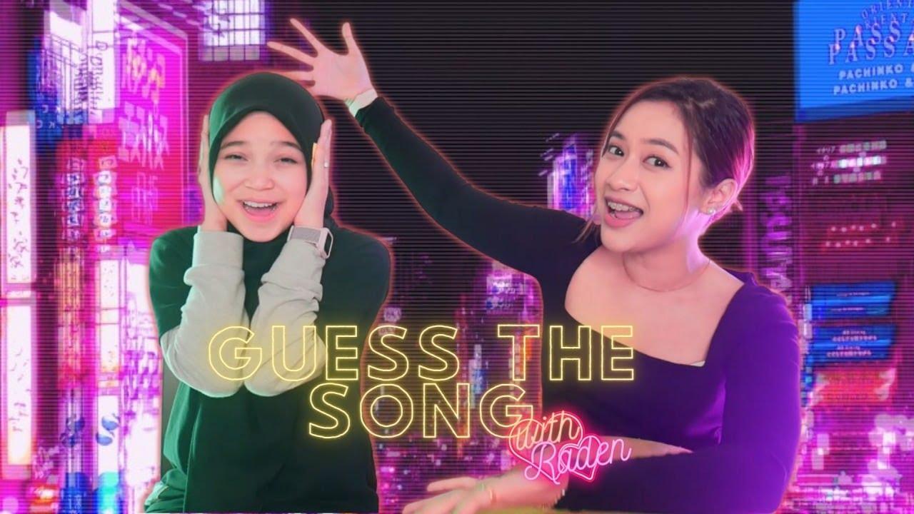 GUESS THE SONG WITH BIBI QAIRINA!