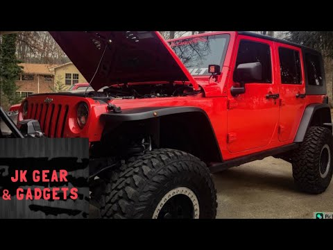 5 Mods I wish I did to my Jeep sooner - YouTube