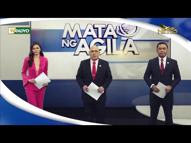 WATCH: Mata ng Agila - Sept. 27, 2021