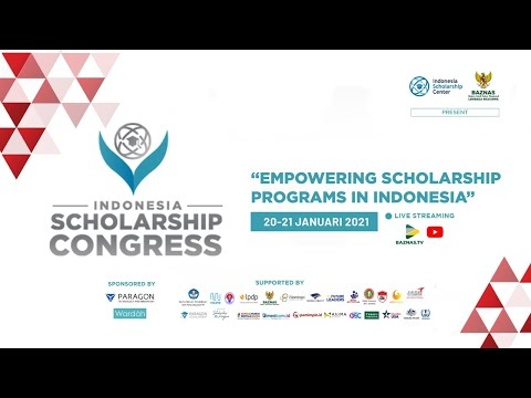 🔴 LIVE - INDONESIA SCHOLARSHIP CONGRESS | Day 1