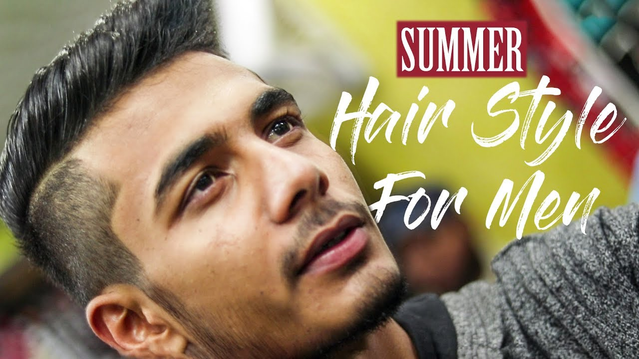 Men S Hairstyle 2019 Cool Quiff Hairstyle Casual Cool Short