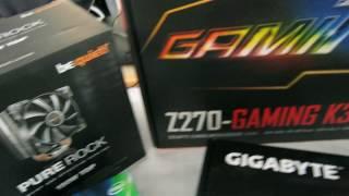 my gaming pc build i5 kaby lake gtx 1060