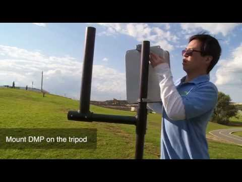 Dust Monitor Set-up & Configuration - QAMS by Thomson Environmental Systems