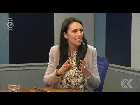 Checkpoint leader interview   Jacinda Ardern