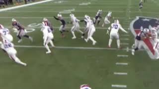 John Brown 53-yard TD catch|Bill's vs Patriots|