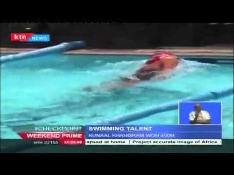 MOMBASA SWIMMING: Sensational swimmer Emily Muteti broke six national records at the coast open