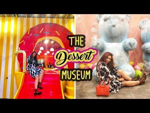 The Dessert Museum | Conrad Manila | Kristen Medina