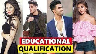 splitsvilla 11 contestants Real Educational Qualifications| Shruti Sinha |Rohan hingorani|