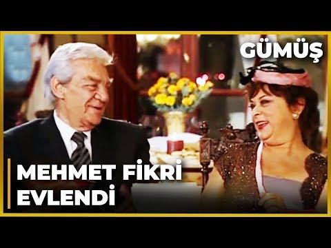 Mehmet Fikri ve Dilruba Evlendi | Gümüş 69. Bölüm