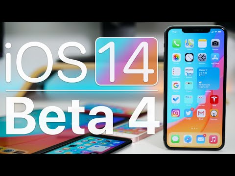 iOS 14 Beta 4 is Out! – What's New?