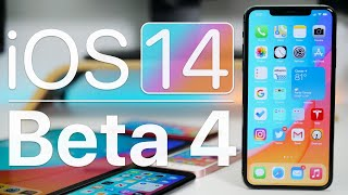 iOS 14 Beta 4 is Out! - What's New?
