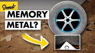 How NASA Built The Future Tire