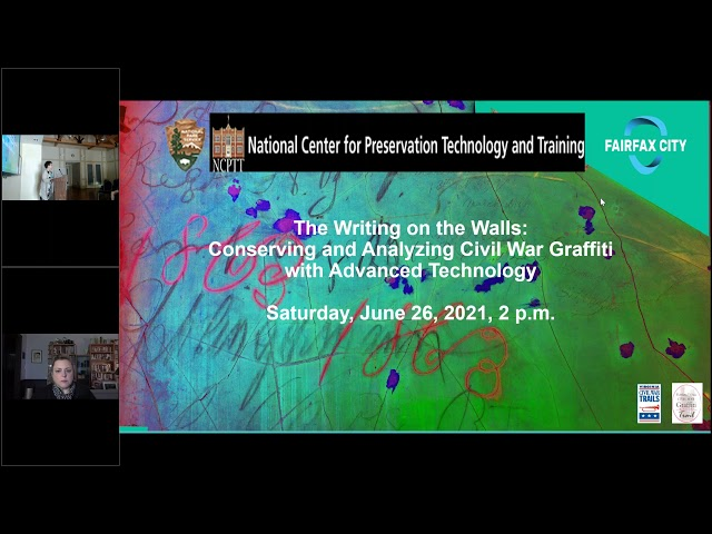 The Writing on the Walls: Conserving and Analyzing Civil War Graffiti with Advanced Technology