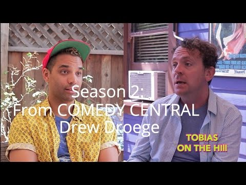 Interview - Comedy Central's Drew Droege - Tobias On The Hill