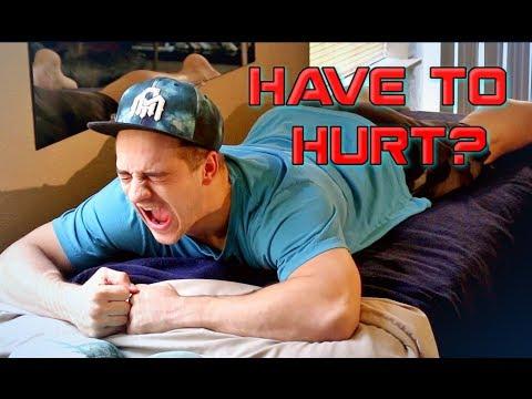 No Pain No Gain?? During Deep Tissue Massage