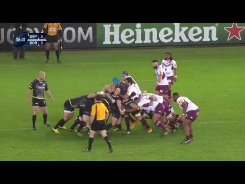 European Rugby Champions Cup 2015  R3  Ospreys   Bordeaux Begles 12 12 15
