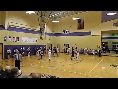 Bennett Sayre College Basketball Recruiting Video - Class Of 2016