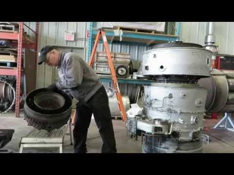 The AI-25 turbofan engine, part 4